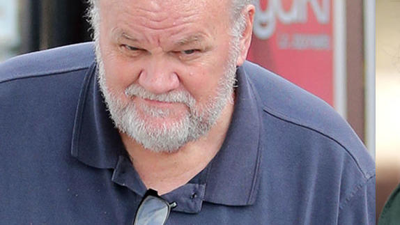 Thomas Markle kennt immer noch nicht Herzogin Meghans Sohn Archie