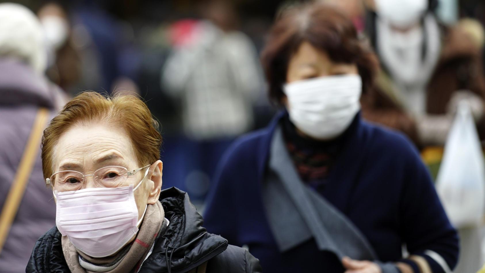 Der Coronavirus aus China wurde mittlerweile auch in Japan nachgewiesen.