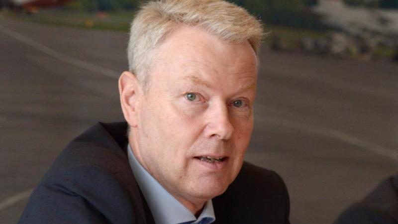 Christian Amsinck, Hauptgeschäftsführer der Unternehmensverbände Berlin-Brandenburg (UVB). Foto: Rainer Jensen/dpa/Archivbild