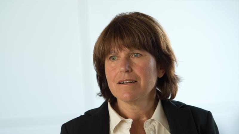 Pia Findeiß (SPD). Foto: Arno Burgi/dpa-Zentralbild/dpa/Archivbild