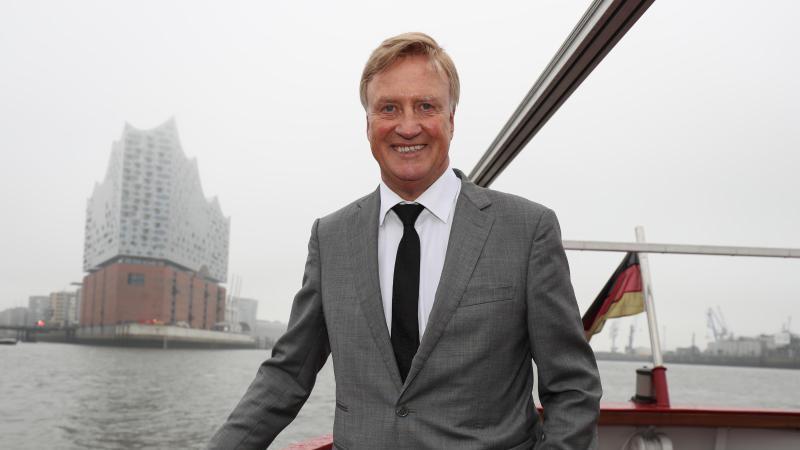 Hamburgs ehemaliger Bürgermeister Ole von Beust (CDU). Foto: Christian Charisius/dpa/Archivbild