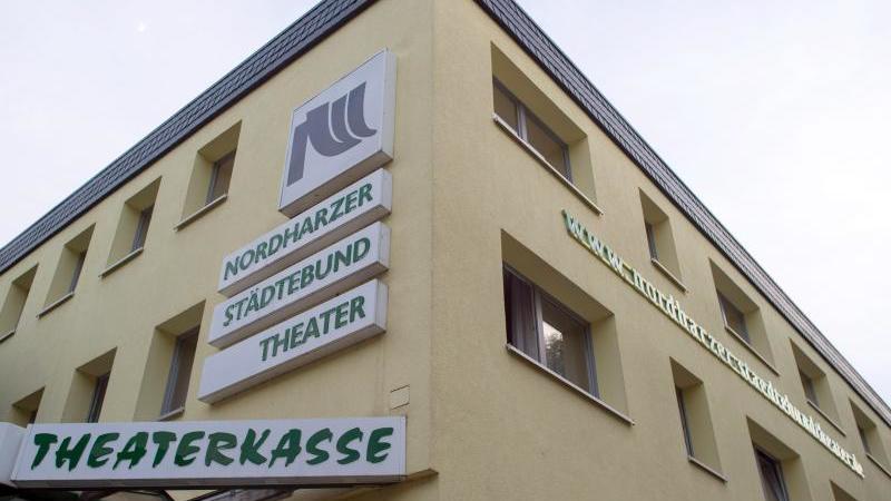 Das Nordharzer Städtebund Theater. Foto: Klaus-Dietmar Gabbert/zb/dpa/Archivbild