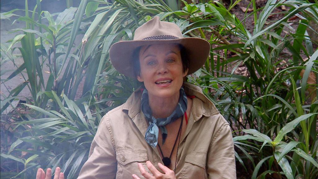 Sonja Kirchberger redet sich in Rage