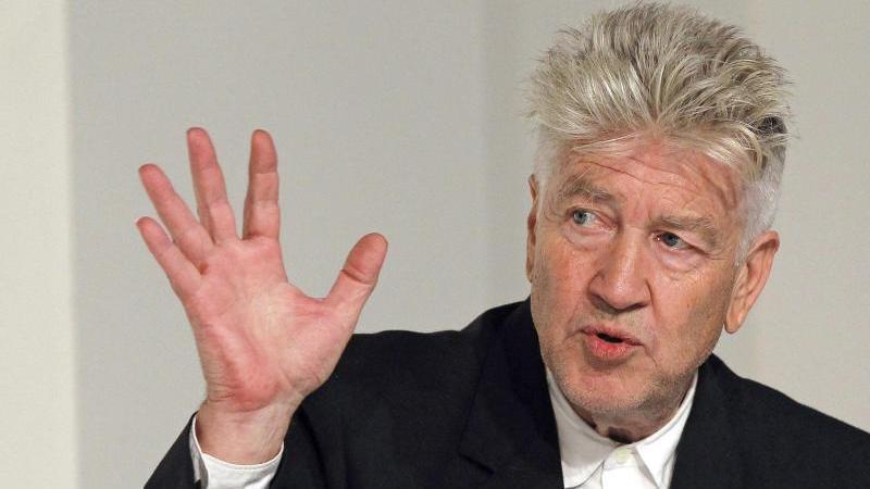 David Lynch hat sich zu seinem 74. Geburtstag ein besonderes Geschenk gemacht. Foto: Kiko Huesca/EFE/dpa