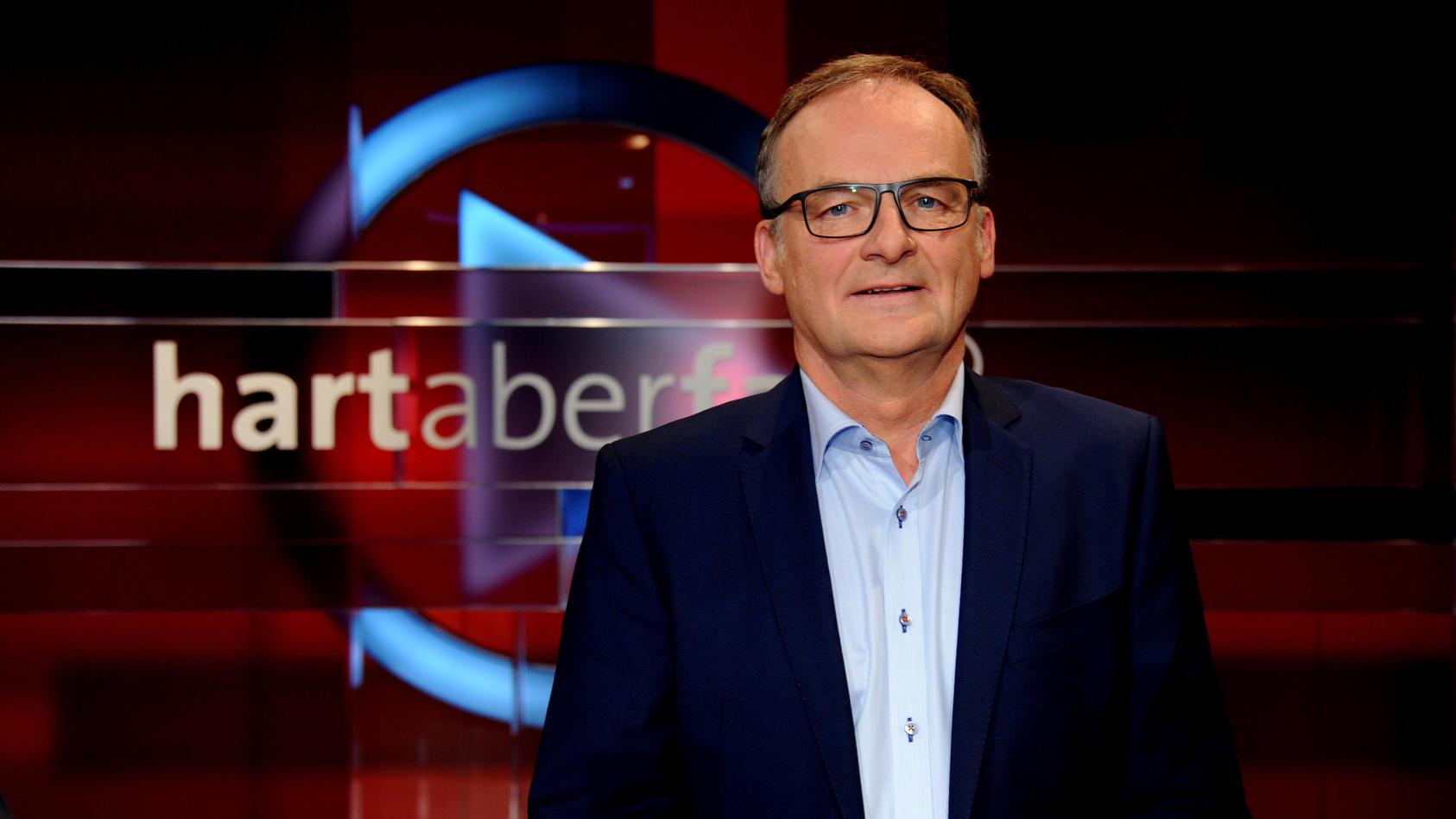 "ARD-Talkshow ""hart aber fair"""