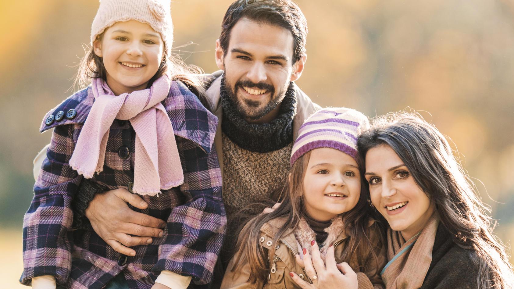 Eine Risikolebensversicherung ist ein wichtiger Schutz für Familien.