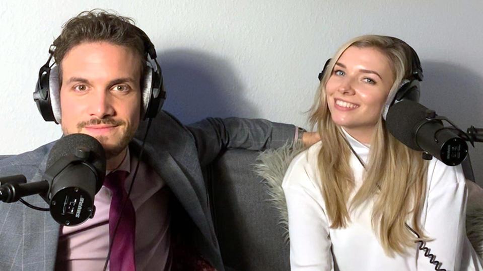 Thaddäus Meilinger und Annabella Zetsch sprechen im GZSZ-Podcast über die vergangene Woche.