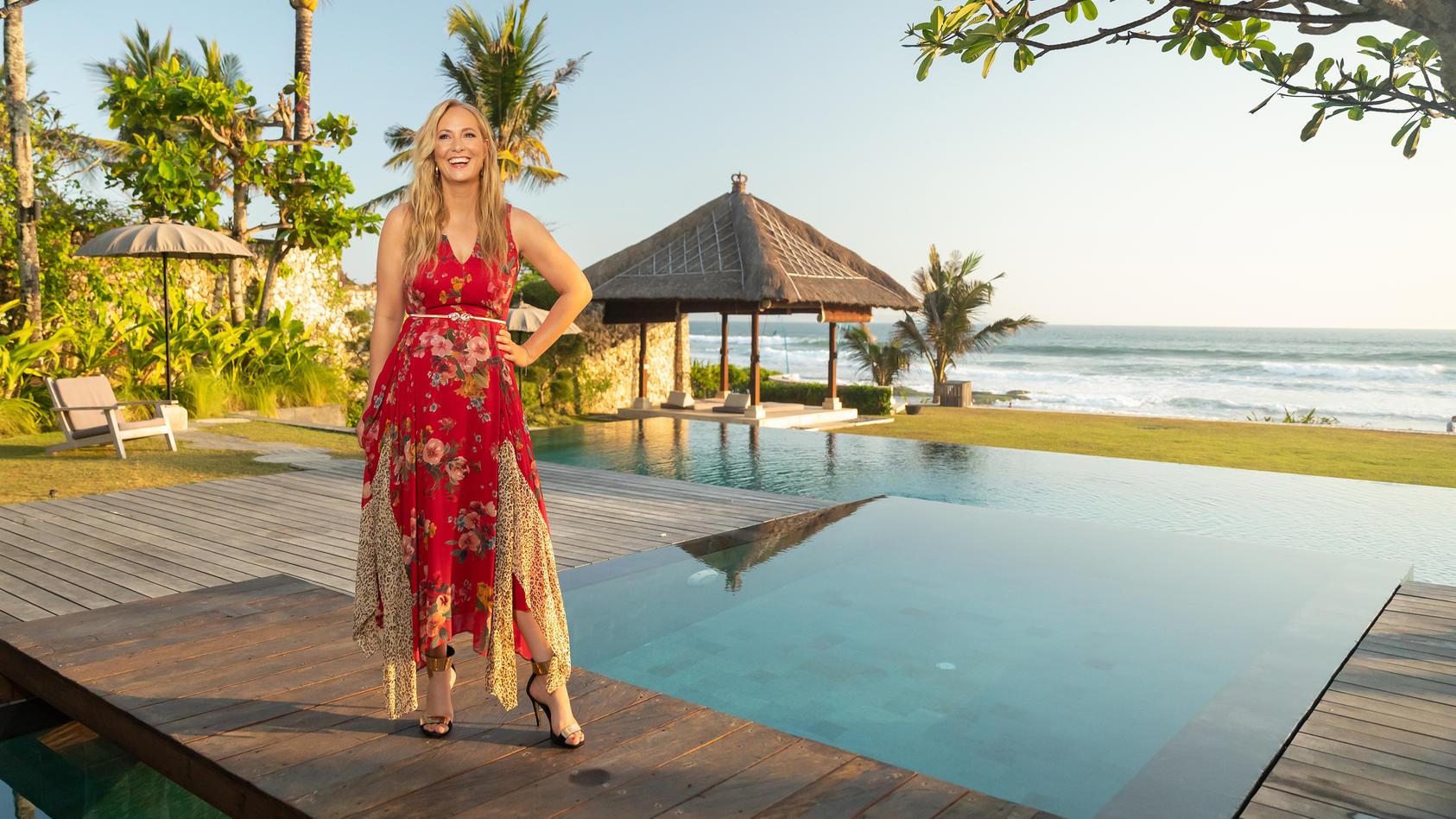 """Angela Finger-Erben wird auch Staffel 2 von """"Temptation Island"""" moderieren"""