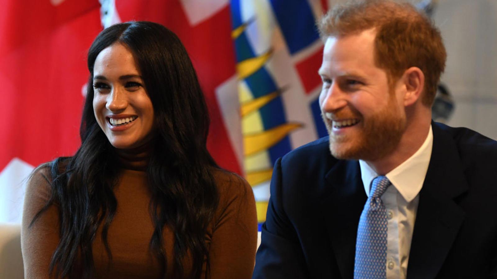 Meghans und Harrys Sicherheitskosten wollen die Kanadier nicht tragen