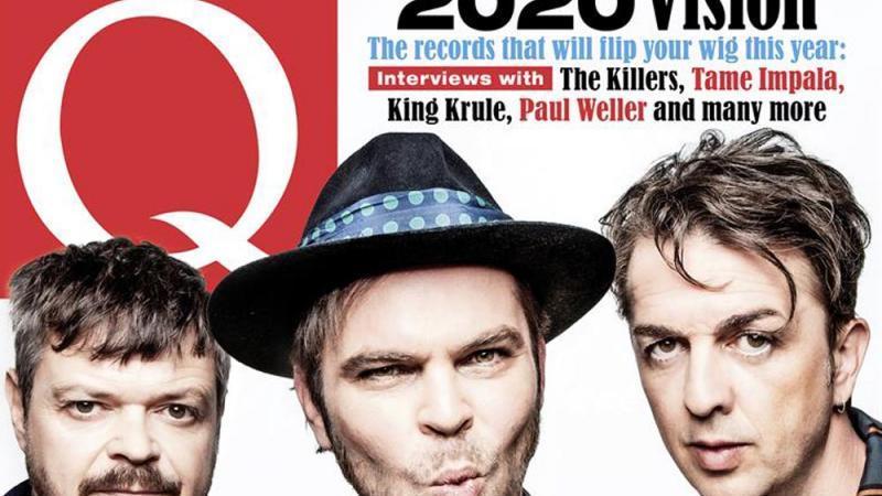 Supergrass Q-Titelblatt