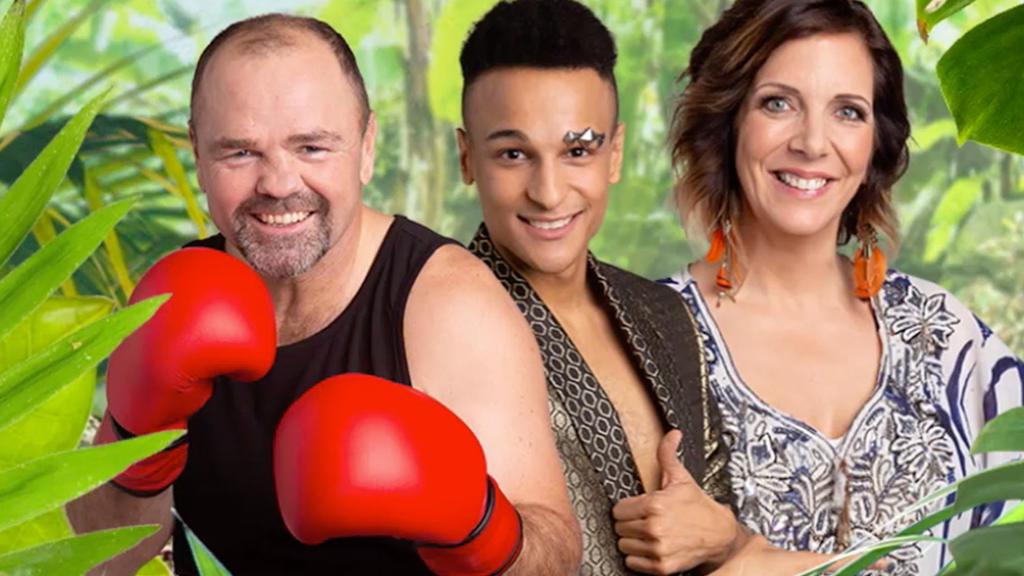 Dschungelcamp 2020: Sven Ottke, Prince Damien und Danni Büchner sind im Finale