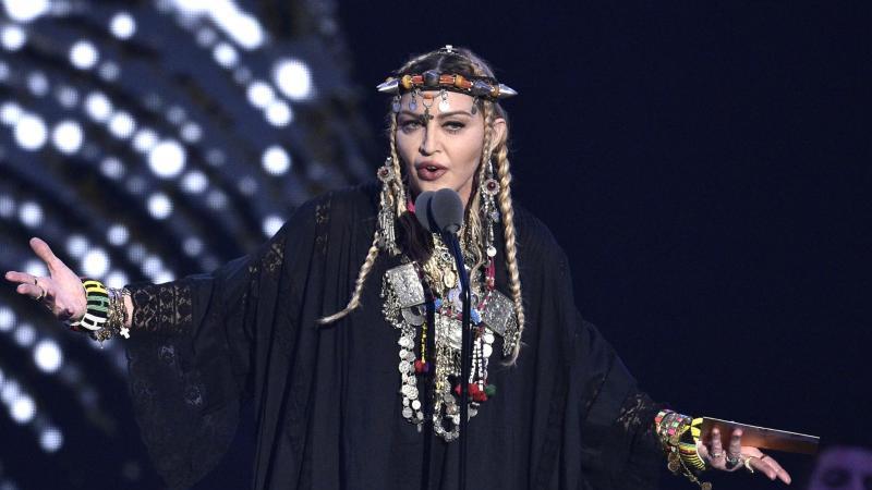 Madonna hat Knie-Probleme. Foto: Chris Pizzello/Invision/AP/dpa