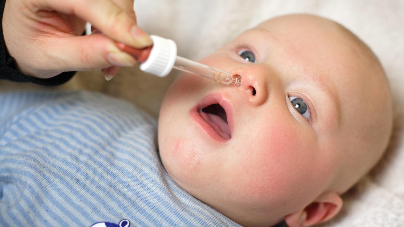 Bei der Anwendung von Otriven Nasentropfen ist Vorsicht geboten!