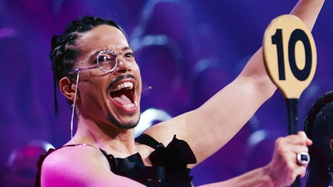 Jorge Gonzalez liebt den lauten Auftritt