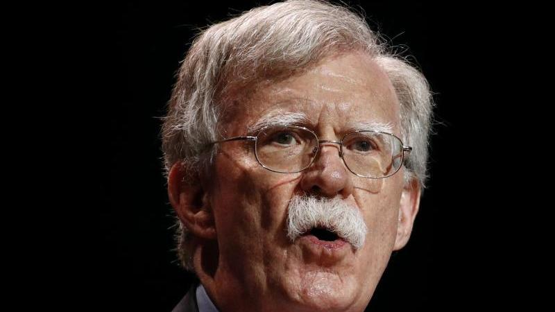 Der ehemalige Nationale Sicherheitsberater John Bolton. Foto: Patrick Semansky/AP/dpa