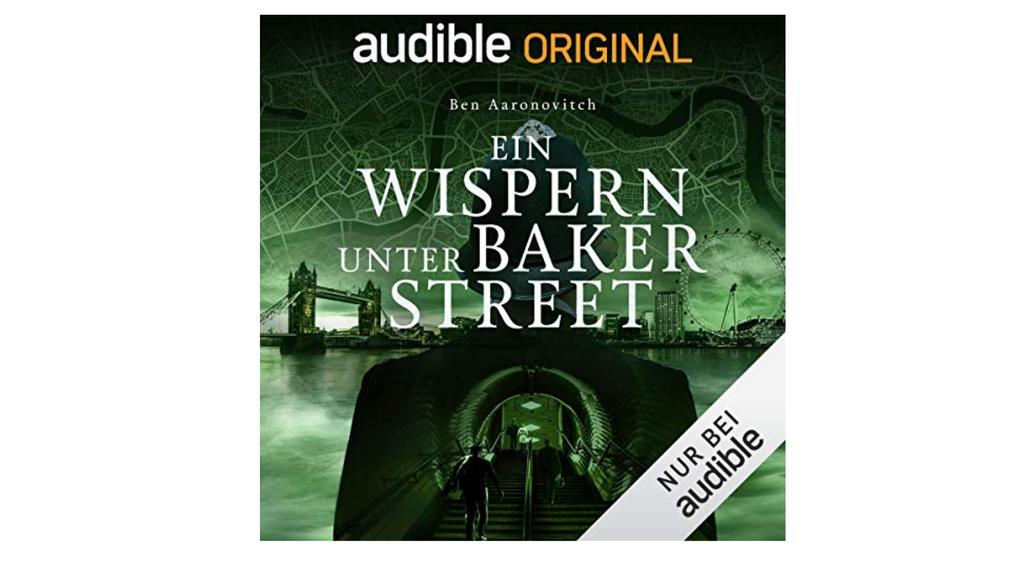 Wispern unter Baker Street als Hörbuch