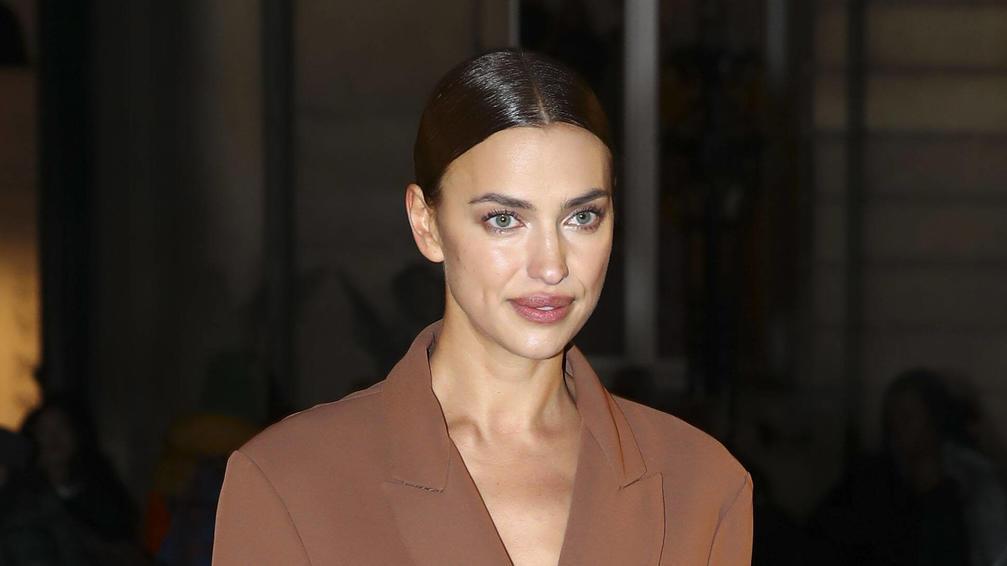 Irina Shayk lebt seit der Trennung von Bradley Cooper als Single-Mom.
