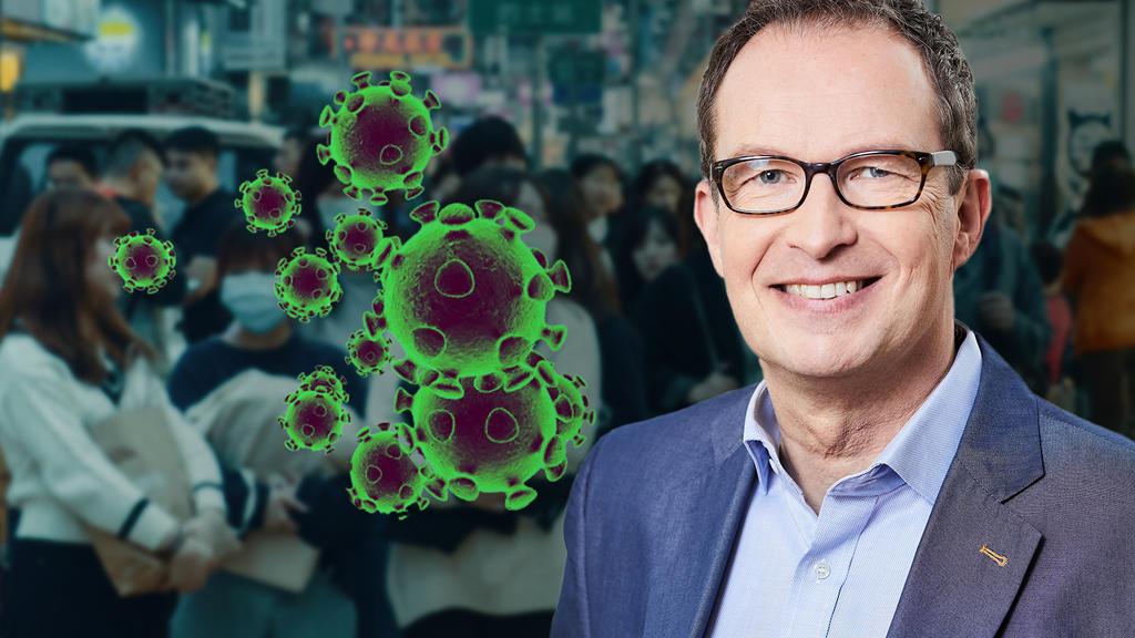Dr. Christoph Specht beantwortet Ihre Fragen rund um das Thema Coronavirus.