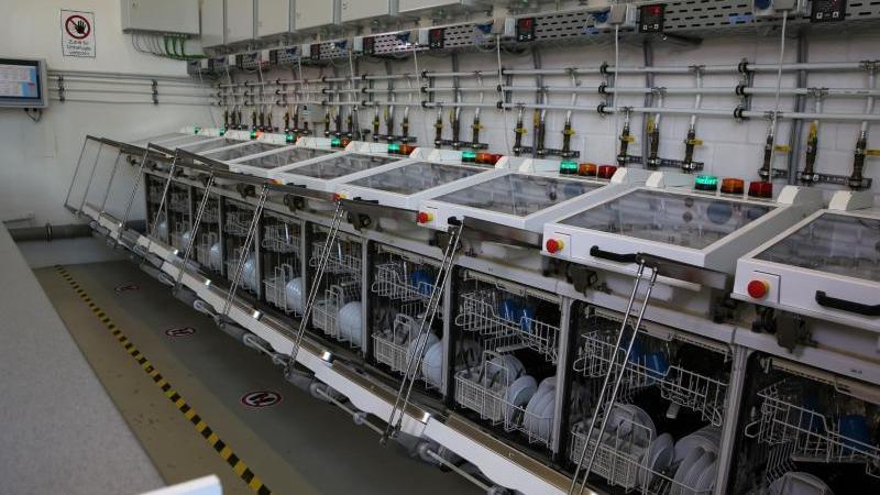 Spülmaschinen-Multitabs