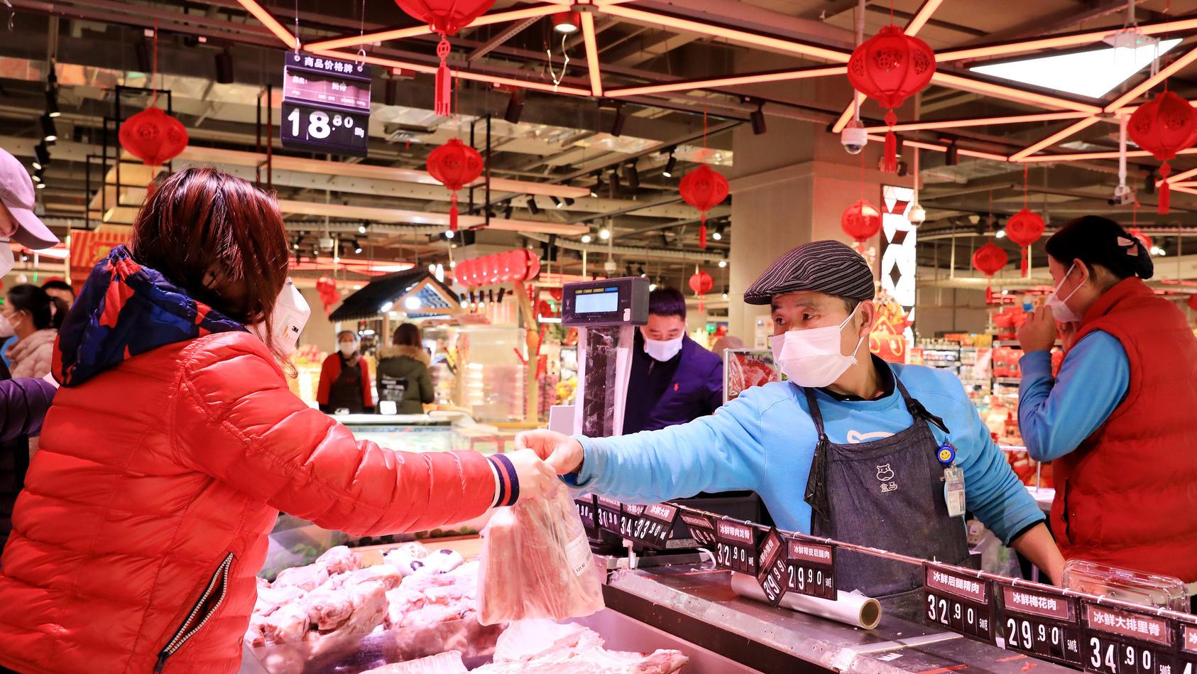 Können Waren aus China zu einer Ansteckung mit dem Coronavirus führen?