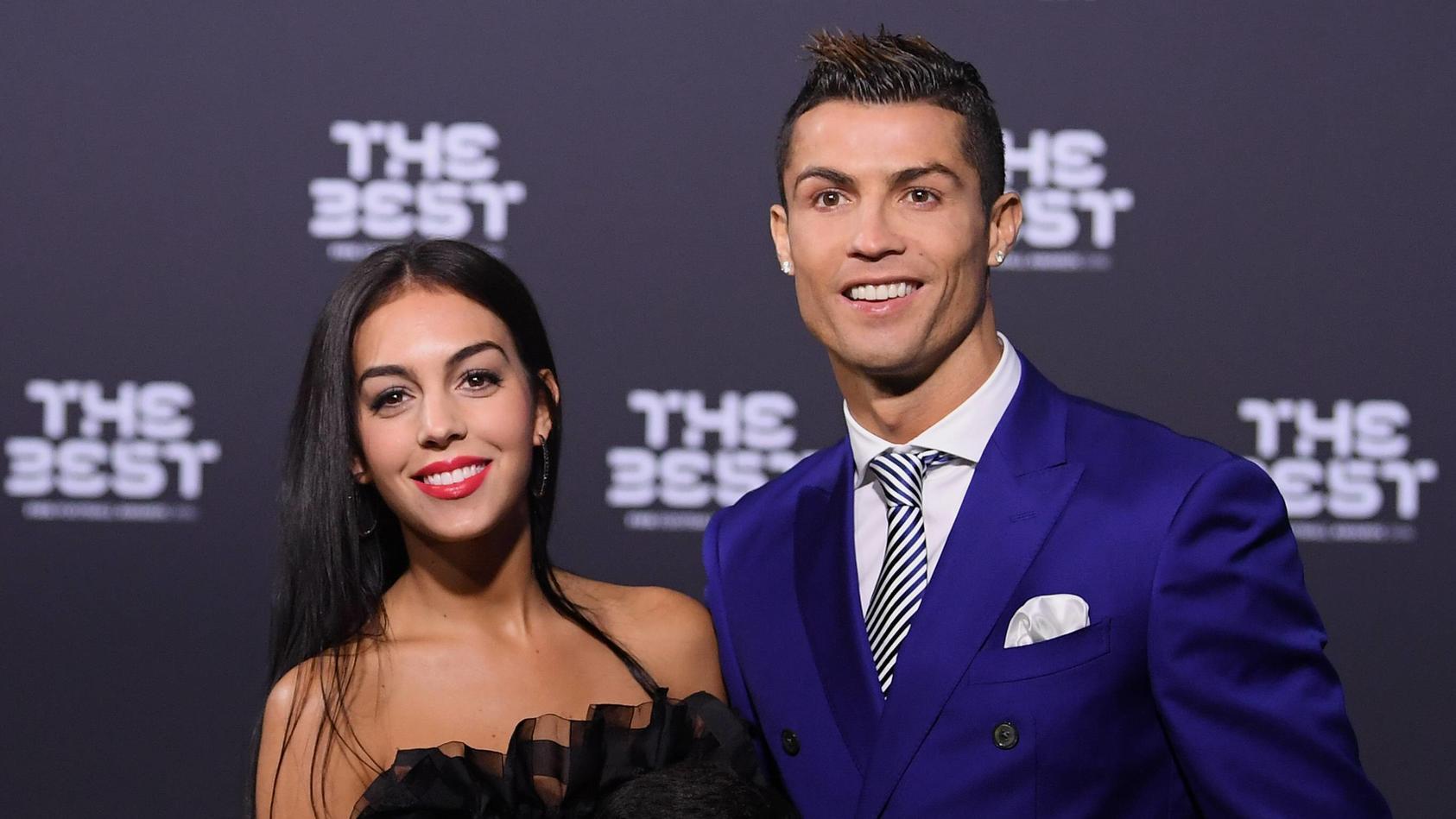 Christiano Ronaldo Freundin