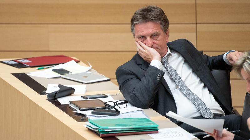 Manfred Lucha (Bündnis 90/Die Grünen), Minister für Soziales und Integration von Baden-Württemberg. Foto: Sebastian Gollnow/dpa/Archivbild