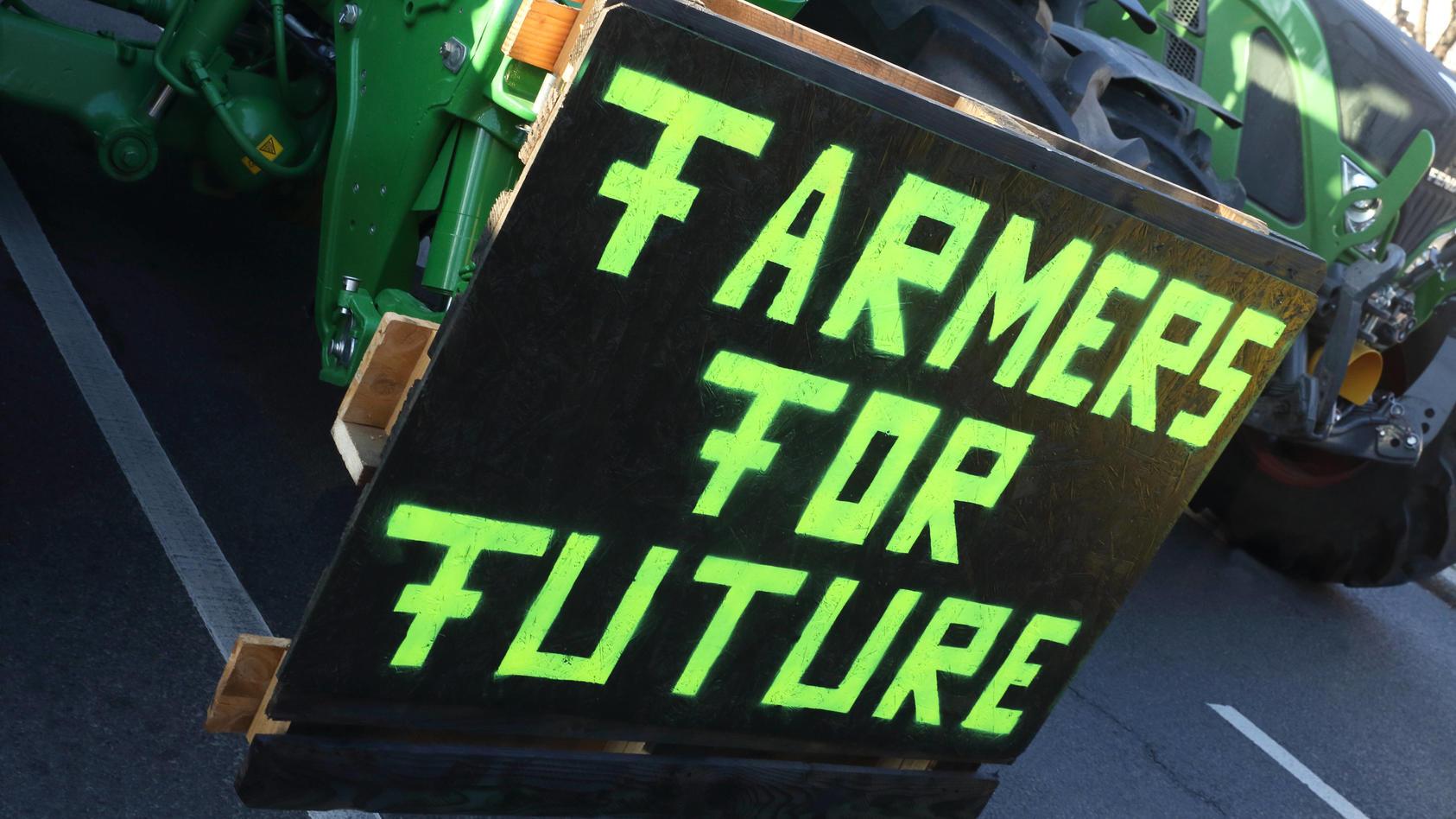 Koalition will Landwirte mit einer Milliarde Euro unterstützen