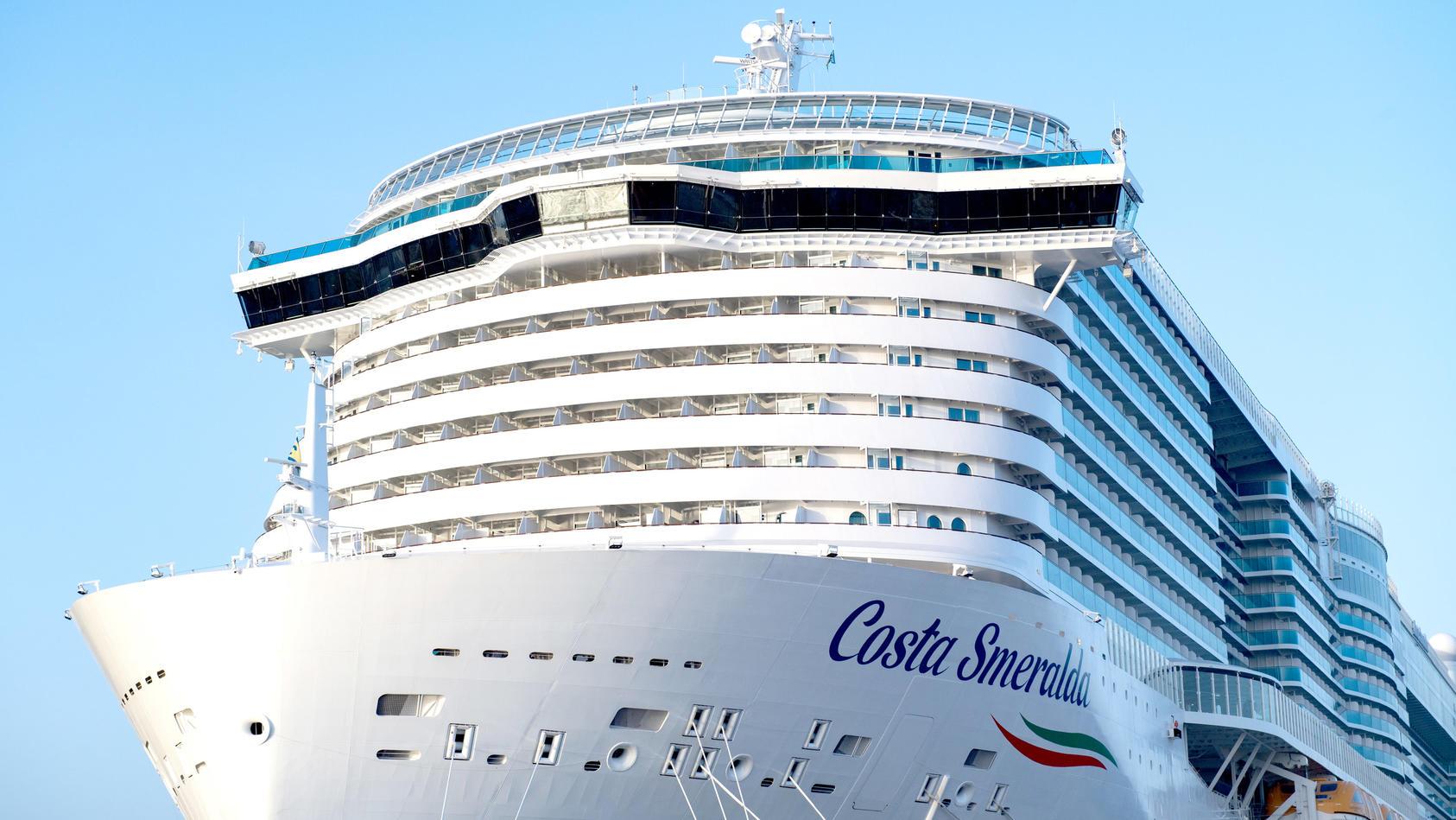 """Kreuzfahrtschiff """"Costa Smeralda"""""""