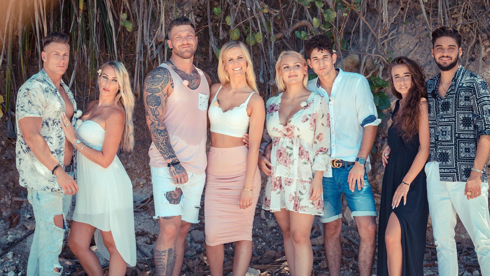 Temptation Island 2020: Diese 4 Paare wagen den ultimativen Treue-Test