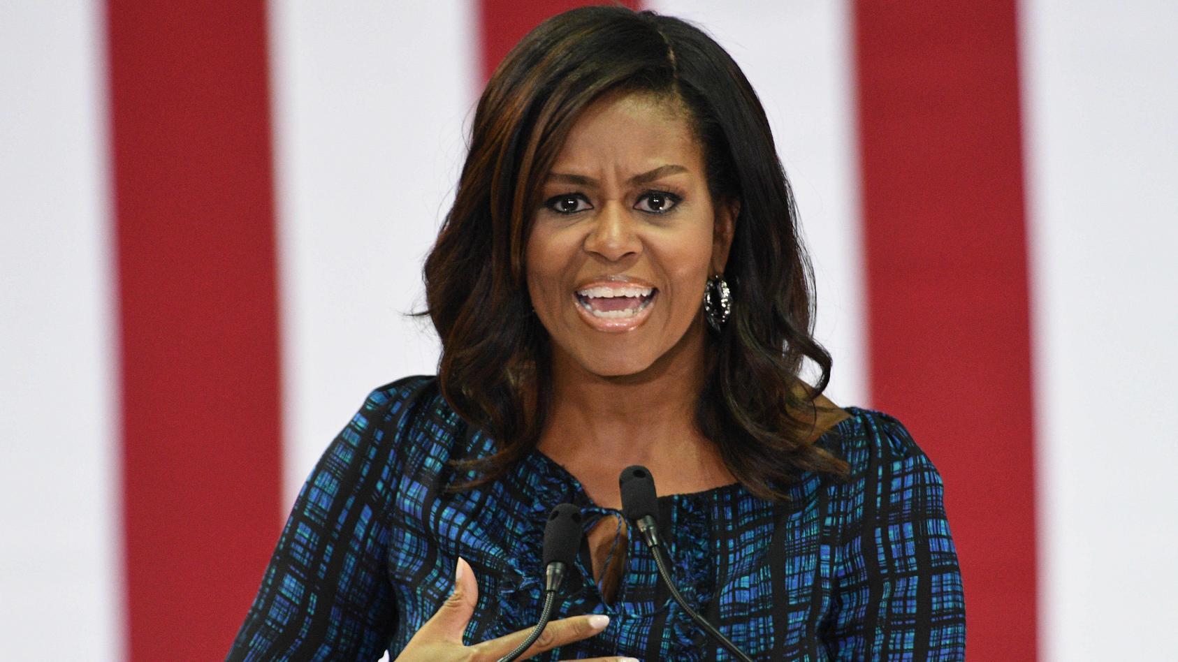 US-Präsidentschaftskandidat Joe Biden will die ehemalige First Lady, Michelle Obama angeblich als Vizekanzlerin