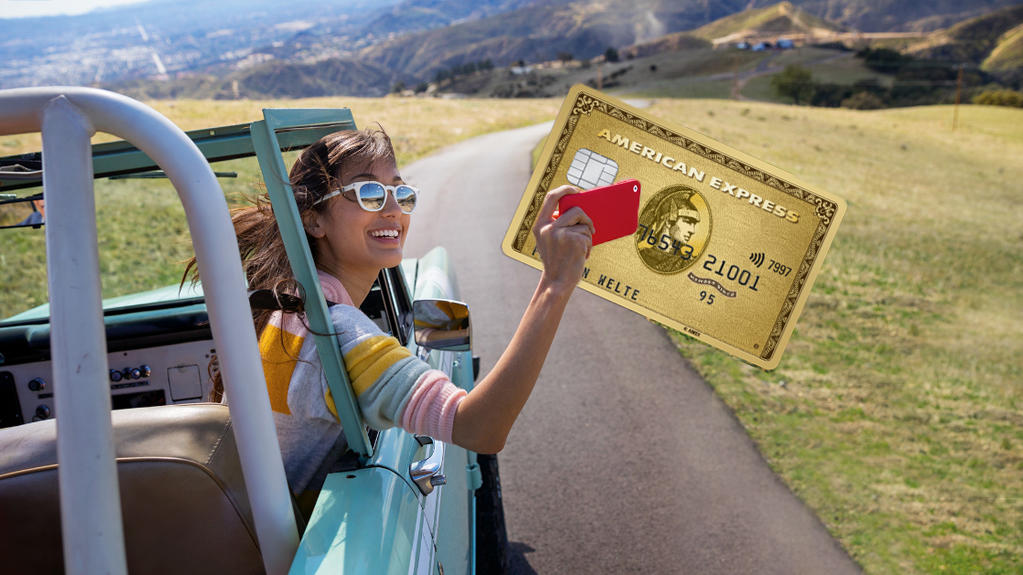 Amex Gold im Check.