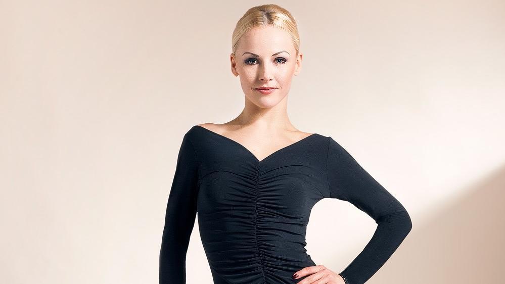 """Alona Uehlin tanzt 2020 das erste Mal als Profitänzerin bei """"Let's Dance"""" mit."""