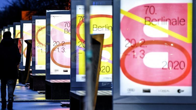 Die Berlinale 2020 beginnt am 20. Februar. Foto: Britta Pedersen/dpa-Zentralbild/dpa