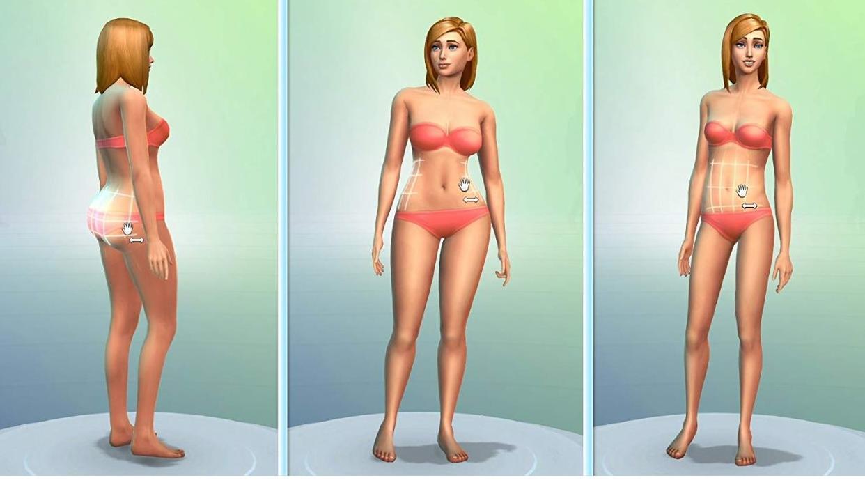 Einfach den eigenen Avatar erstellen und im Spiel des Lebens durchstarten - das geht mit den Sims.
