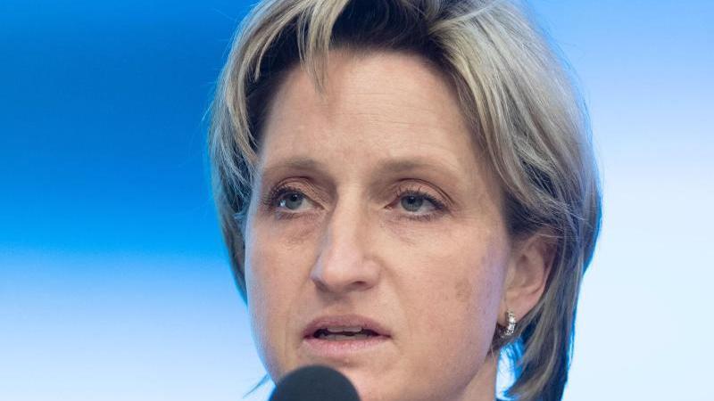 Nicole Hoffmeister-Kraut (CDU), Wirtschaftsministerin von Baden-Württemberg. Foto: Marijan Murat/dpa