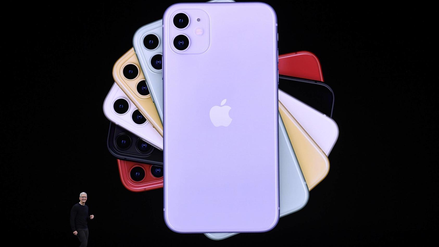 Kommt nach dem iPhone 11 ein faltbares Smartphone von Apple?
