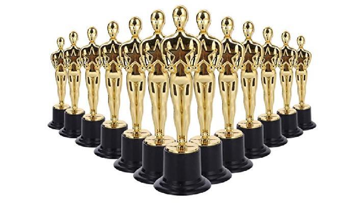 24 Oscar-Figuren von Lawei bei Amazon.