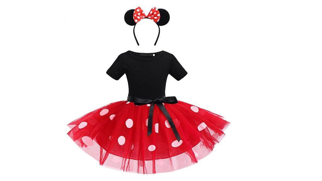 Die Minnie-Maus ist eine sehr populäre Figur aus dem Disney-Uniwersum.