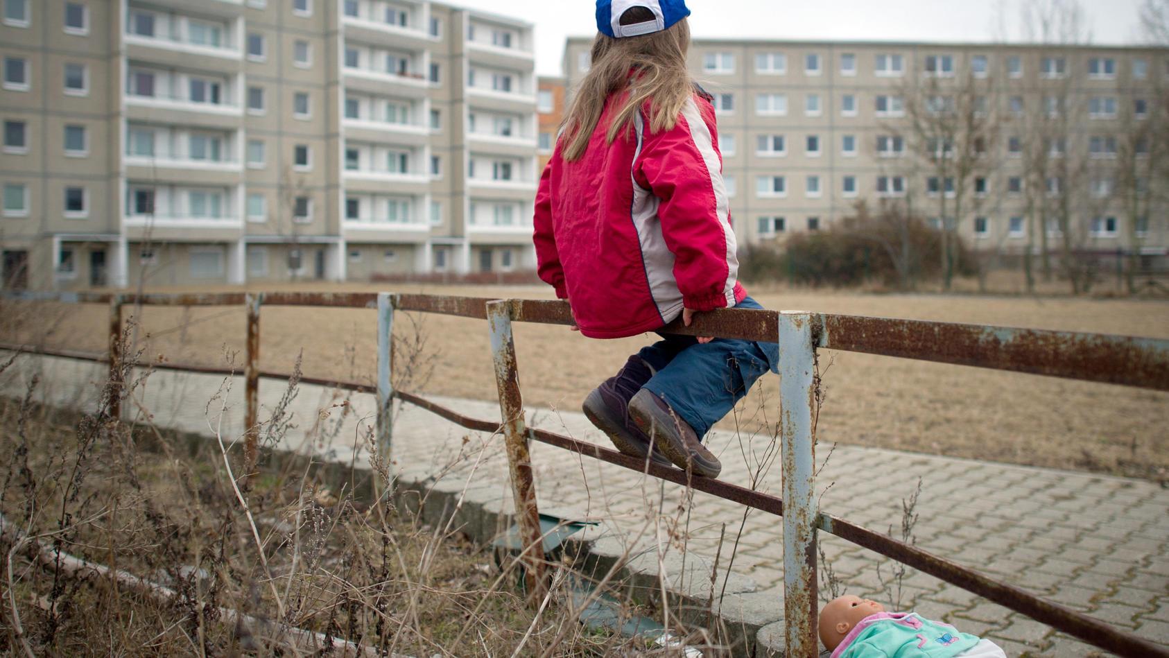 1,5 Millionen Kinder in Deutschland leben von Hartz IV.