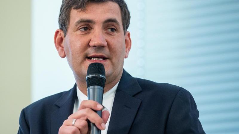 Gunnar Kilian, Personalvorstand von Volkswagen. Foto: Christophe Gateau/dpa