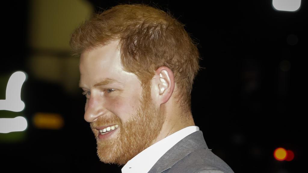 Prinz Harry bei den OnSide Awards in der Royal Albert Hall