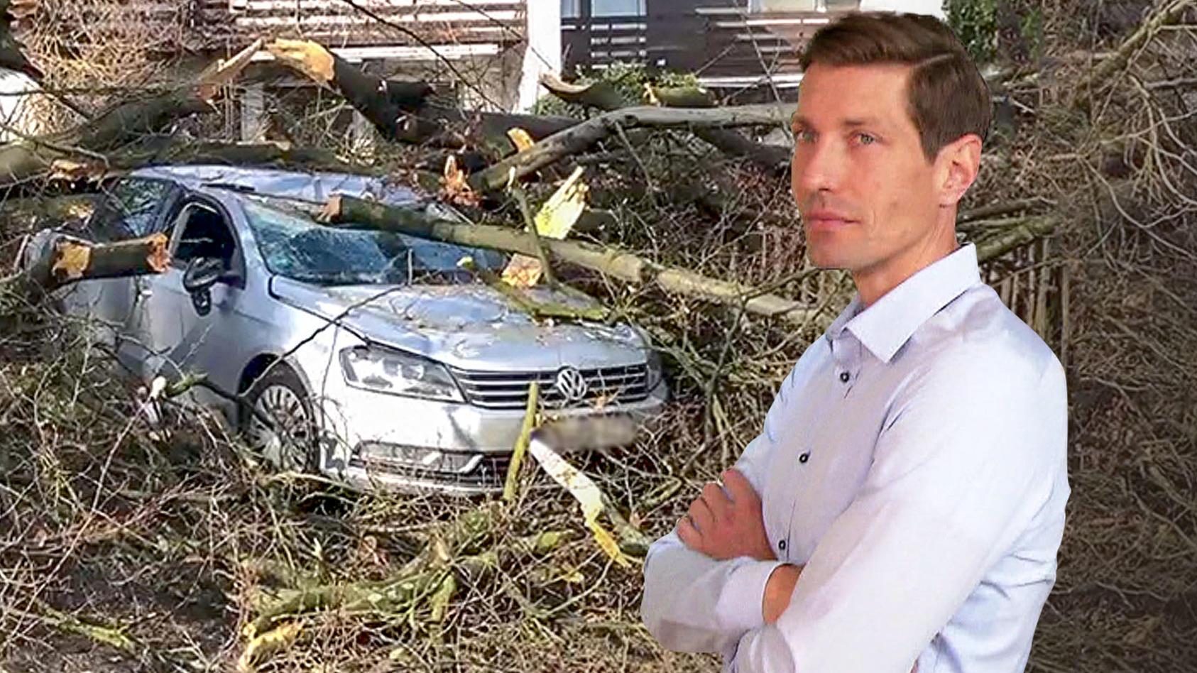 """Versicherungsexperte Timo Heitmann ist auch als """"Versicherungsdetektiv"""" bekannt."""