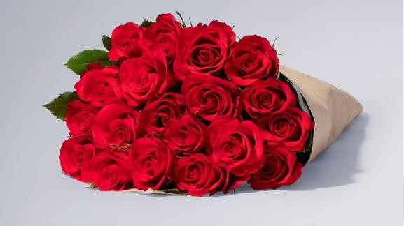 Rosen gelten als Zeichen der Liebe.