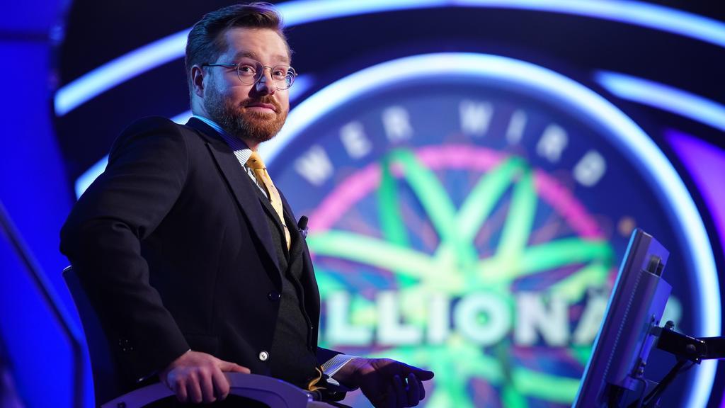 """Wer wird Millionär?""-Kandidat Sven Hausdorf aus Potsdam"