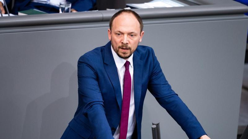 Marco Wanderwitz (CDU) soll neuer Ost-Beauftragter der Bundesregierung werden. Foto: Bernd von Jutrczenka/dpa/Archivbild
