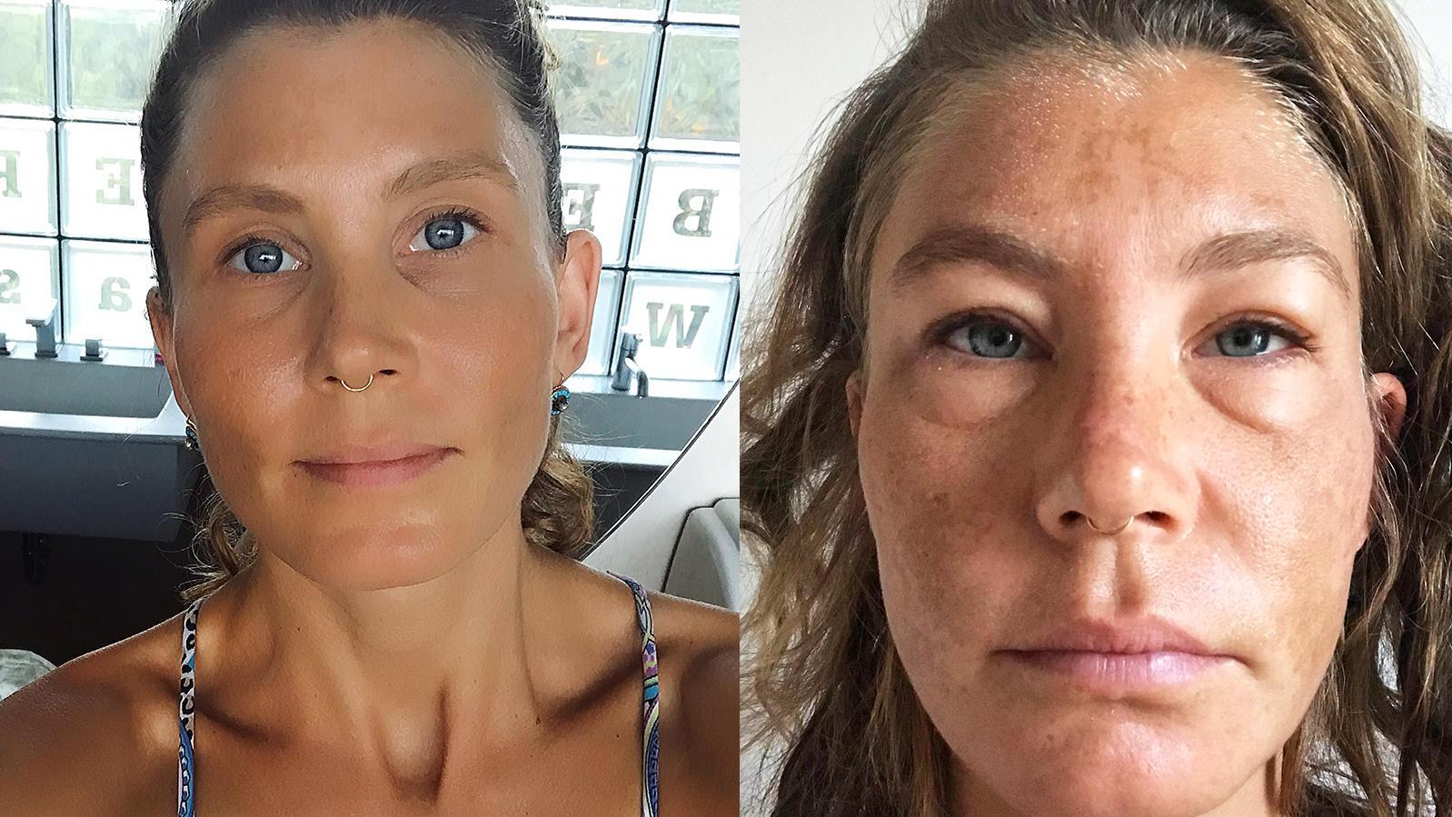 Yoga-Lehrerin Sophie Partik sagt: Trockenfasten hat meine Gesundheit gerettet.