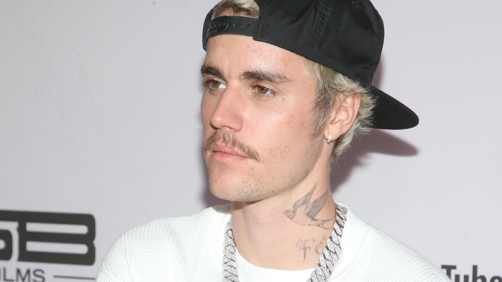 Justin Bieber bei der Premiere seiner YouTube-Dokumentation.