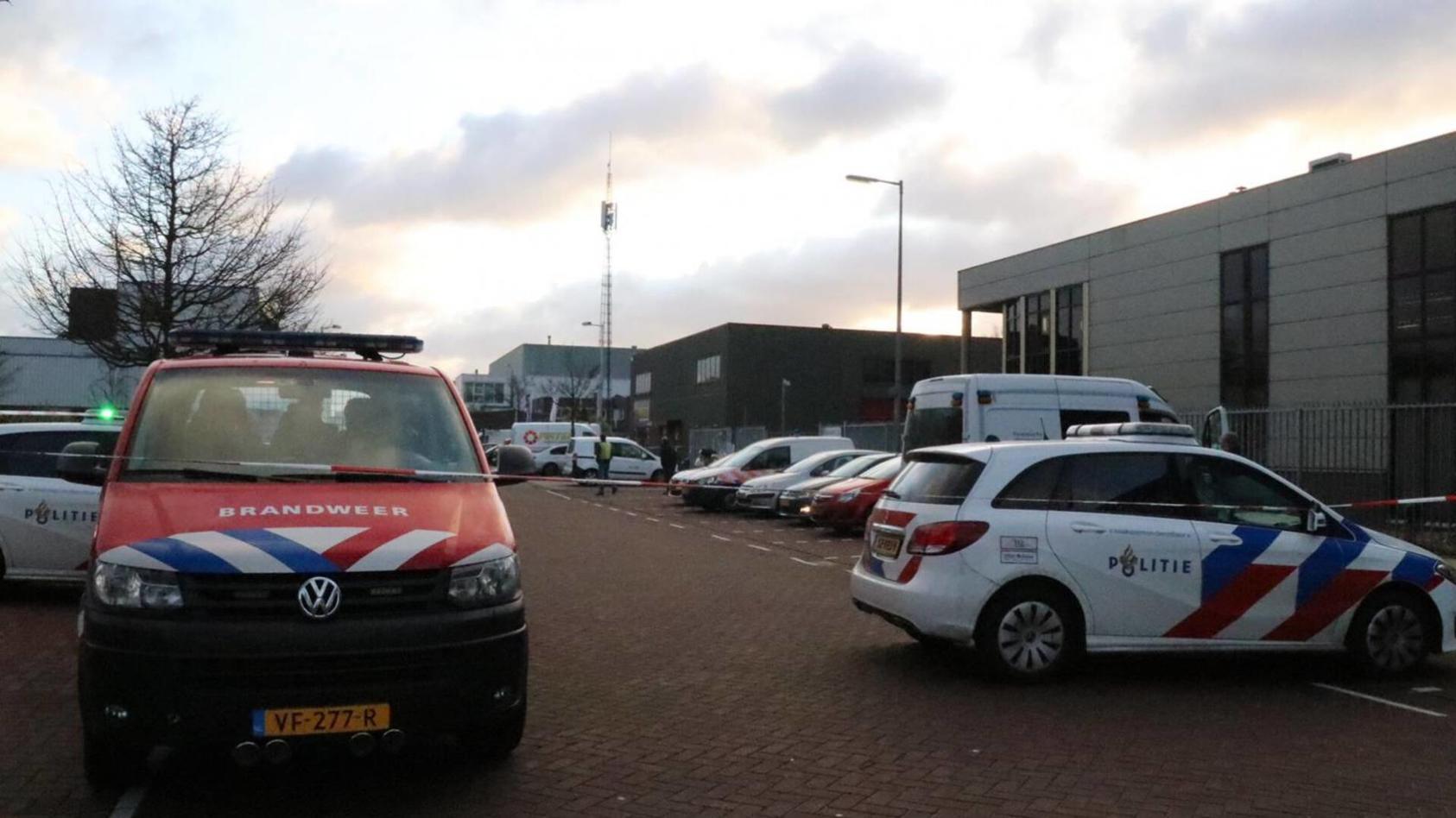 Briefbombe in Kerkrade explodiert