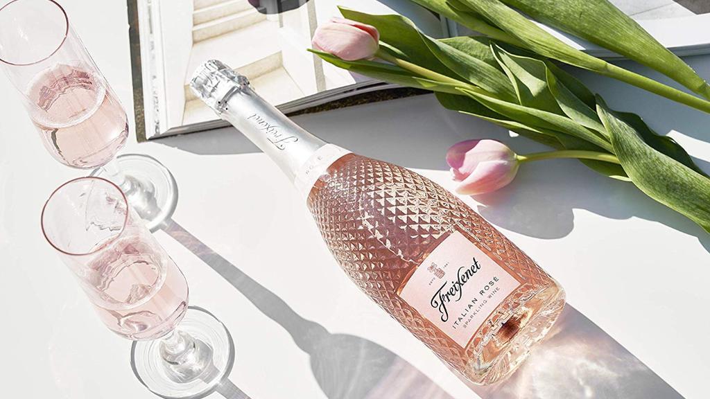 Italian Rosé von Freixenet.