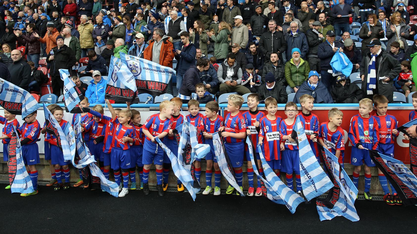 Premier League Einlaufkinder
